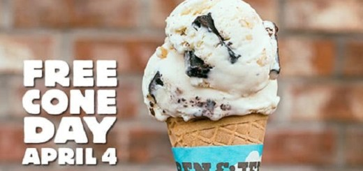 Ben & Jerry's Free Cone Day, Free Ice Cream