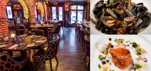 Brasserie on the Corner Celebrates the Galway Food Festival with Special Dinner on April 13th