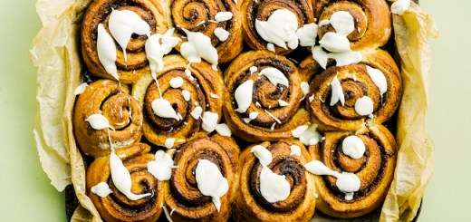 Cinnamon Buns Recipe with Cream Cheese Icing