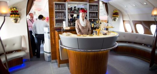 Emirates Flight Diary