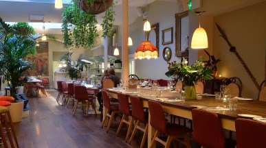 Enjoy A 2 Course Lunch For At Eden Bar Grill On South William St