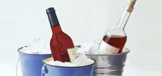 Fresh Tannins: Chilled Red Wine to Stay Cool on a Warm Day