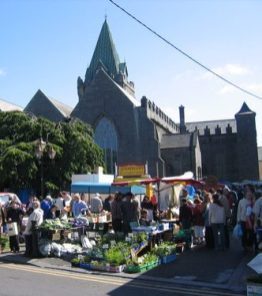 St Nicholas Market Galway