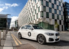 BMW 1 Series Taste Tour Car in front of The Marker Hotel Photos by Rafael Photography