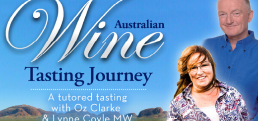 A Journey of Discovery: Australian Wine Tasting with Lynne Coyle MW and Oz Clarke