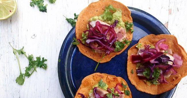 Darina Coffey Tuna Taco