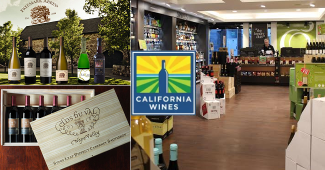 Discover California Wines from Premium Estates with Lynne Coyle and Tomas Clancy this May 11th