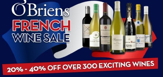 French Wine, Bubbles and Rosé: O'Briens Wine Sale Has Everything you Need this Weekend