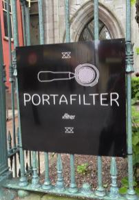 Portafilter Cork