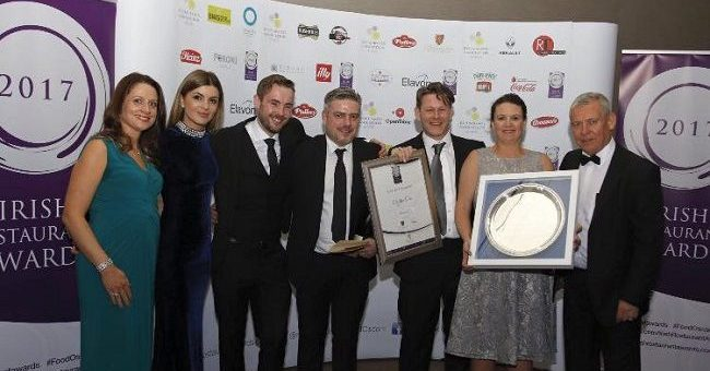 Restaurant Awards Ireland