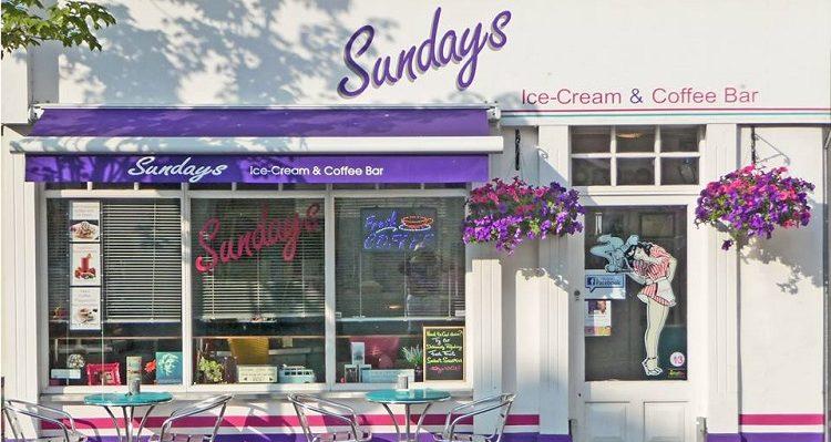 Sundays Ice Cream & Coffee Bar Kinsale