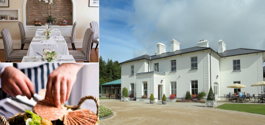 The Lodge at Ashford will host 1826 Adare's Wade Murphy for a Night to Celebrate the Cong Food Village Festival