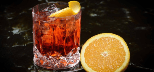This Negroni Fountain will Make your Cocktail Wishes Come True