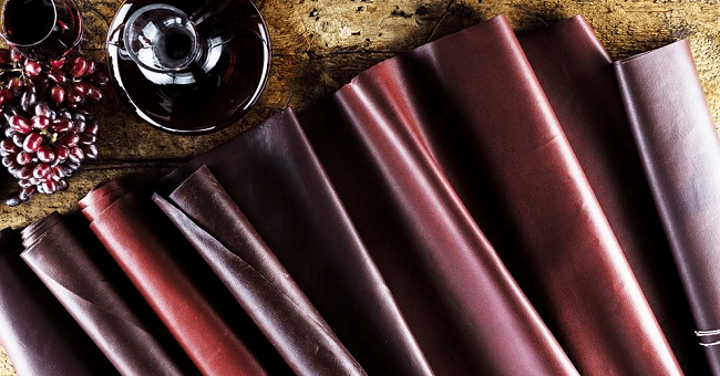 Wineleather, the Glamorous and Cruelty-Free Innovation that Could Shake the Fashion Industry