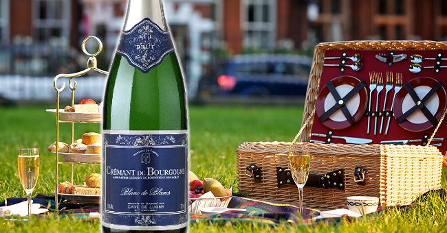 Cave de Lugny Cremant de Bourgogne – Wine of the Week from O'Briens Wine featured