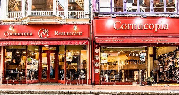 Cornucopia Restaurant Dublin