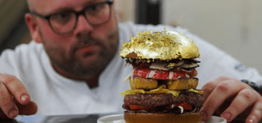 Feast your Eyes on the World's Most Expensive Burger Because you won't Be Able to Afford it