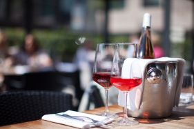 Asador's Terrace is THE Place to Enjoy Great Food and Drink Al Fresco this Weekend