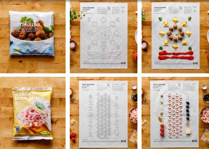 Cook this Page: Ikea's Unique Style Makes Life Easier in this Fool-Proof Recipe Series