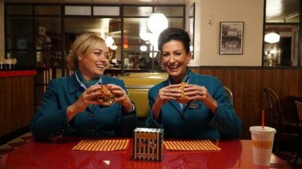 Aer Lingus Wow Burger AerBurger 3