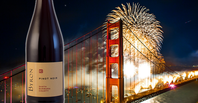 Byron Santa Barbara Pinot Noir – Wine of the Week from O'Briens Wine