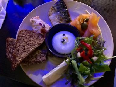 Cask Cork - Mini Seafood Plate - TheTaste.ie