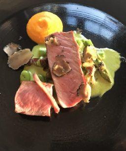 Knockranny House Hotel - La Fougere Restaurant - Mayo Lamb - TheTaste.ie