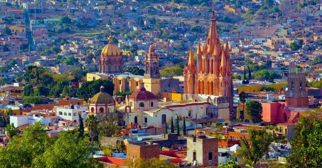 Mexican City