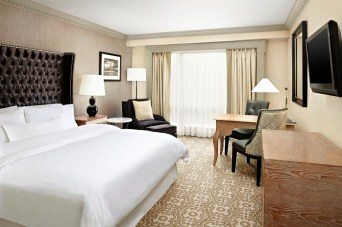 Treat Yourself to a Fabulous Luxury Escape at The Westin with Overnight Stay and Cocktails