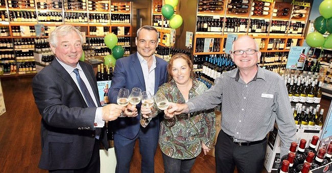 O'Briens Wine Opens New Shop at Ardkeen Shopping Centre in Waterford