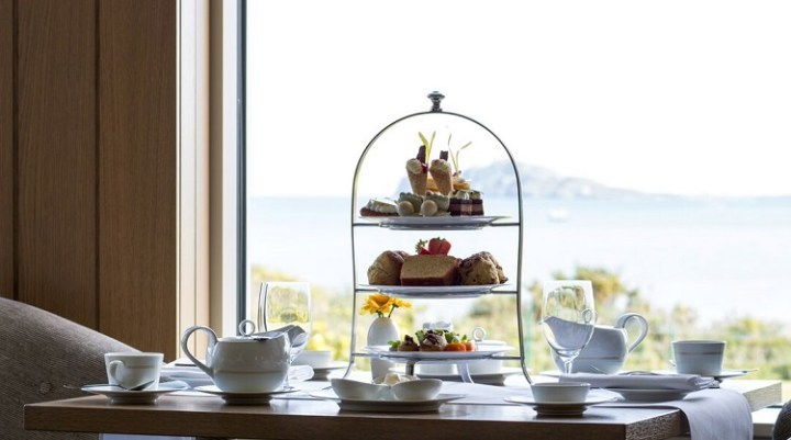 Portmarnock Hotel & Golf Links Afternoon Tea by the Sea 2