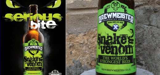 The World's Strongest Beer Makes Tequila Look Tame