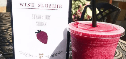 We Wished Upon a Star and Now Disney World Started Selling Wine Slushies