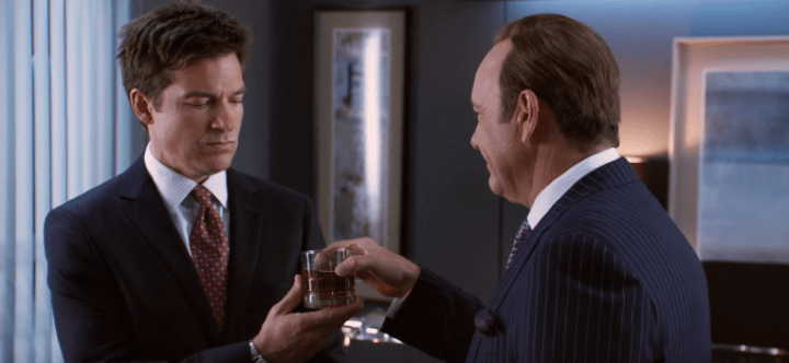 horrible bosses whiskey in movies