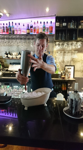 Darren Geraghty from Candlelight Bar at Siam Thai 4