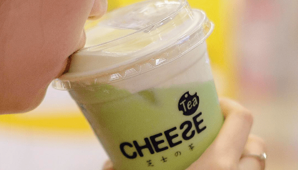 Is Cheese Tea