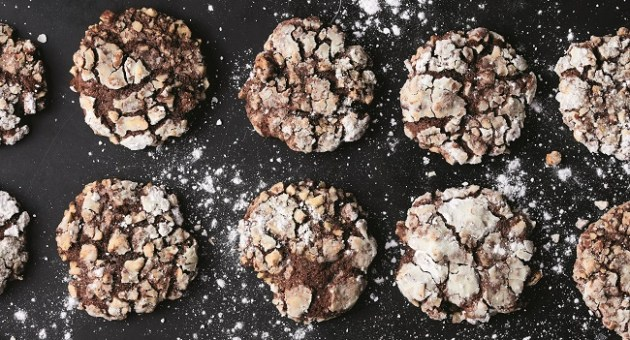 Chocolate, Banana and Pecan Cookies Recipe by Yotam Ottolenghi