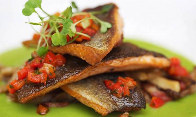 InterContinental Dublin - Seasons Dinner Menu 3