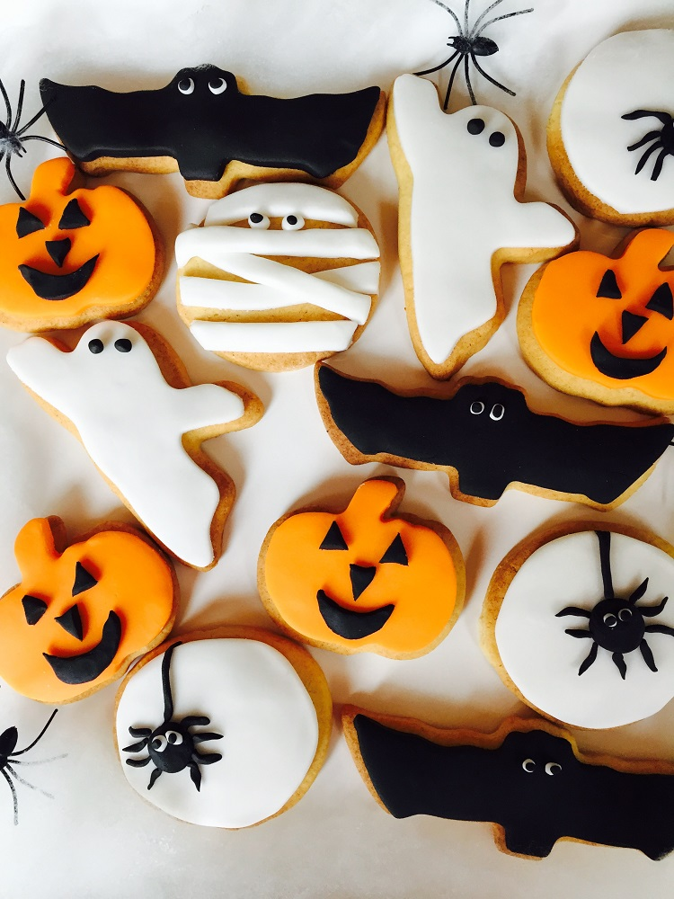 Siúcra Halloween Biscuits recipe 1