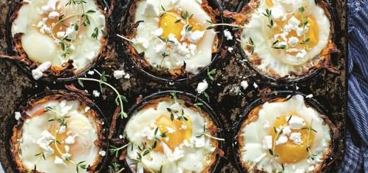 sweetpotato egg pots recipe