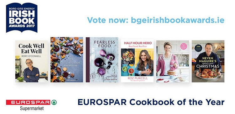 Bord Gais Cookbook of the Year