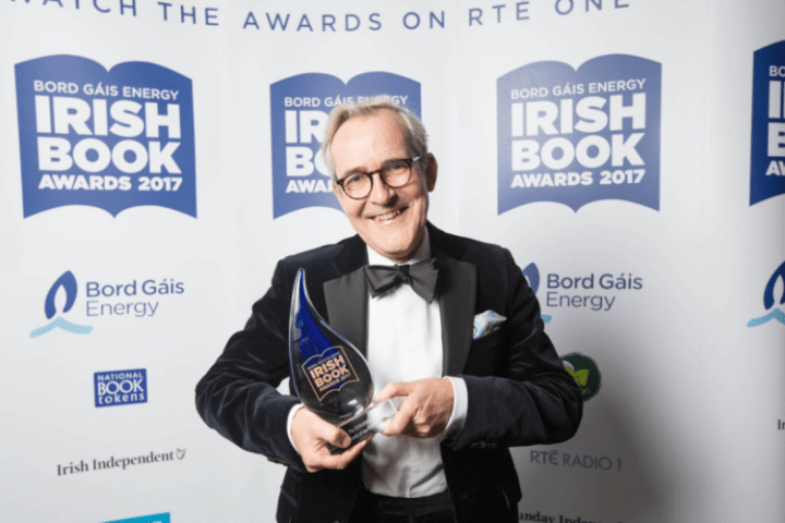 Rory O'Connell Irish Book Awards