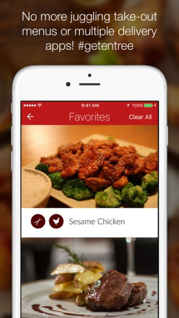 Left or right this clever app is basically tinder for food lovers tinder for food forumfinder Choice Image