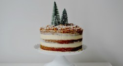Ginger Bread Cake Recipe
