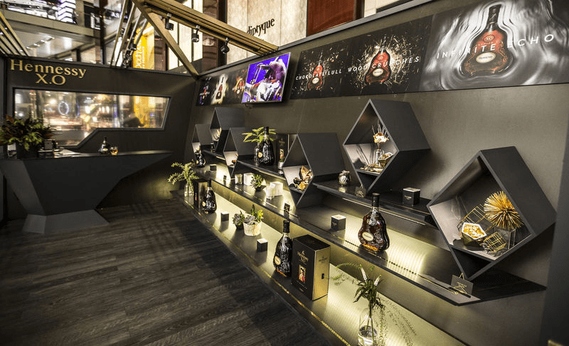 You Can Get an Engraved Bottle of Hennessy and its All we Want for Christmas