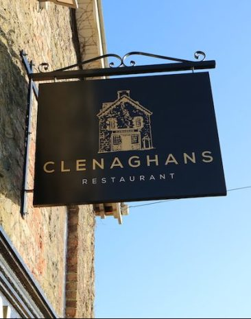 Clenaghans Restaurant 4 - Danni Barry