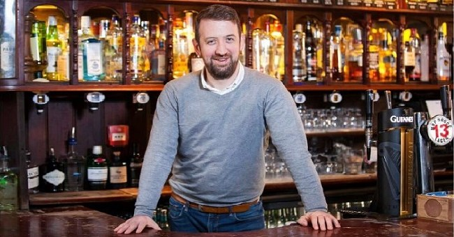 Managing to Deliver a Galway Welcome - Shane McMahon, General Manager at The Front Door Pub