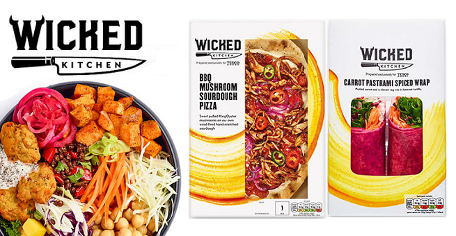 tescos new vegan range is here to make plant based eating easy - Wicked Kitchen