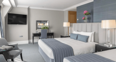 Johnstown Estate Meath bedrooms