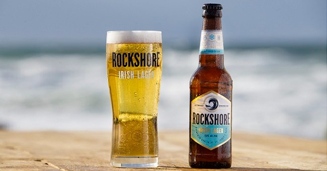 St. James's Gate Brewery Unveils New Rockshore Irish Lager